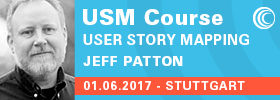 User Story Mapping mit Jeff Patton